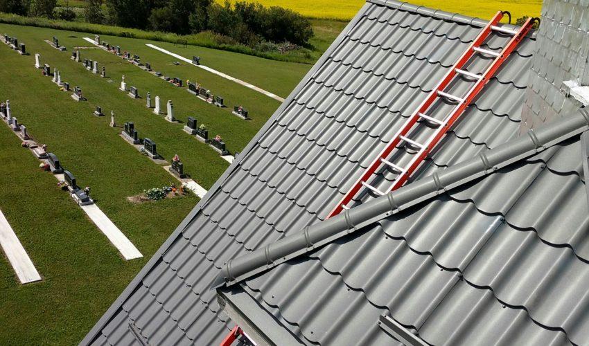 Roof repair/ step 8