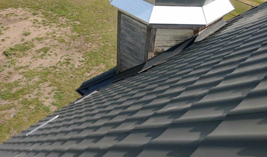 Roof repair/ step 6
