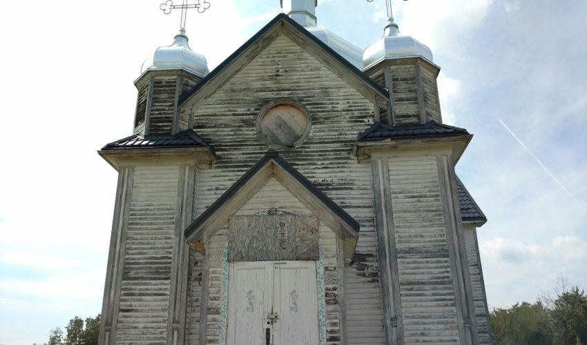 New roof of Ukrainian Catholic Church of Spasa 4