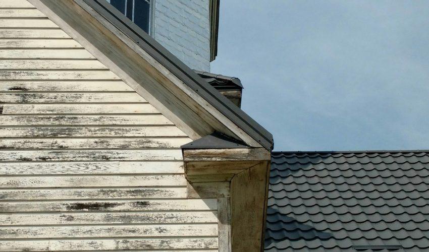 Roof repair/ step 3